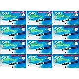 Expo - Low Odor Fine Tip Dry Erase Markers, Black (86001) (Case of 12 Dozen)