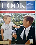 1963 - Dec 3 - LOOK Magazine - JFK and His Son