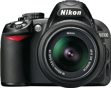Nikon D3100 - Cámara Réflex Digital 14.2 MP (Objetivo AF-S DX 18 ...