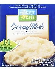 Honest Earth Mashed Potatoes, 2534 Grams