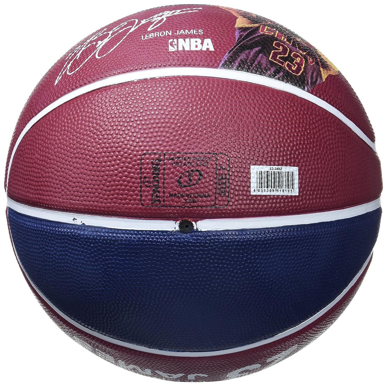 Ballon Spalding Player LeBron James