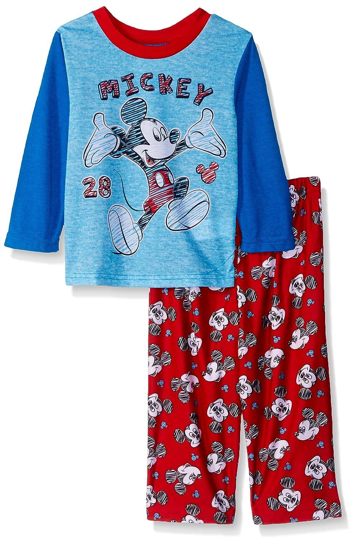 Disney Baby Boys' Mickey Mouse 2-Piece Pajama Set