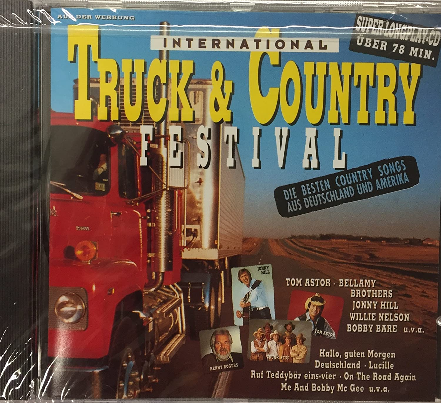 Electrola International Truck Country Festival 1991