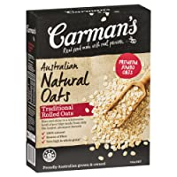 Carman's Oats Traditional Rolled Oats 750g