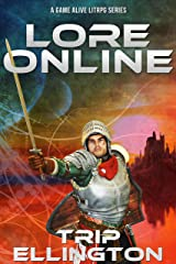 Lore Online: A Game Alive LitRPG Series Kindle Edition