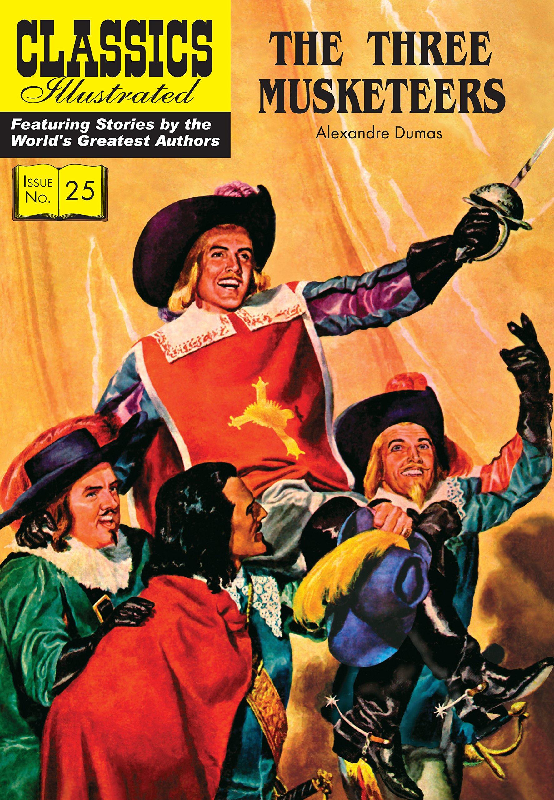 The Three Musketeers (Classics Illustrated) pdf epub