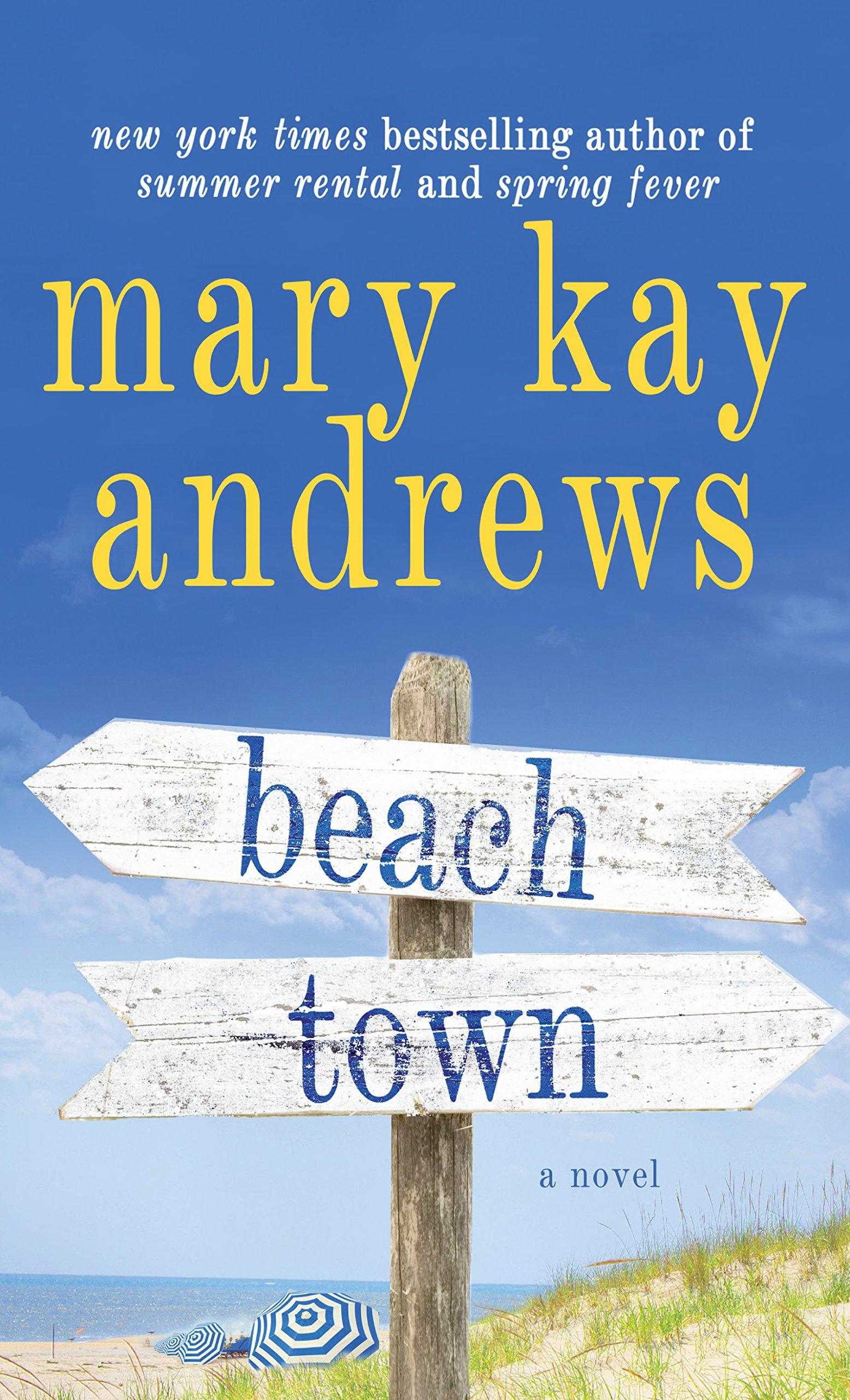 Beach Town (Wheeler Publishing Large Print Hardcover) ebook