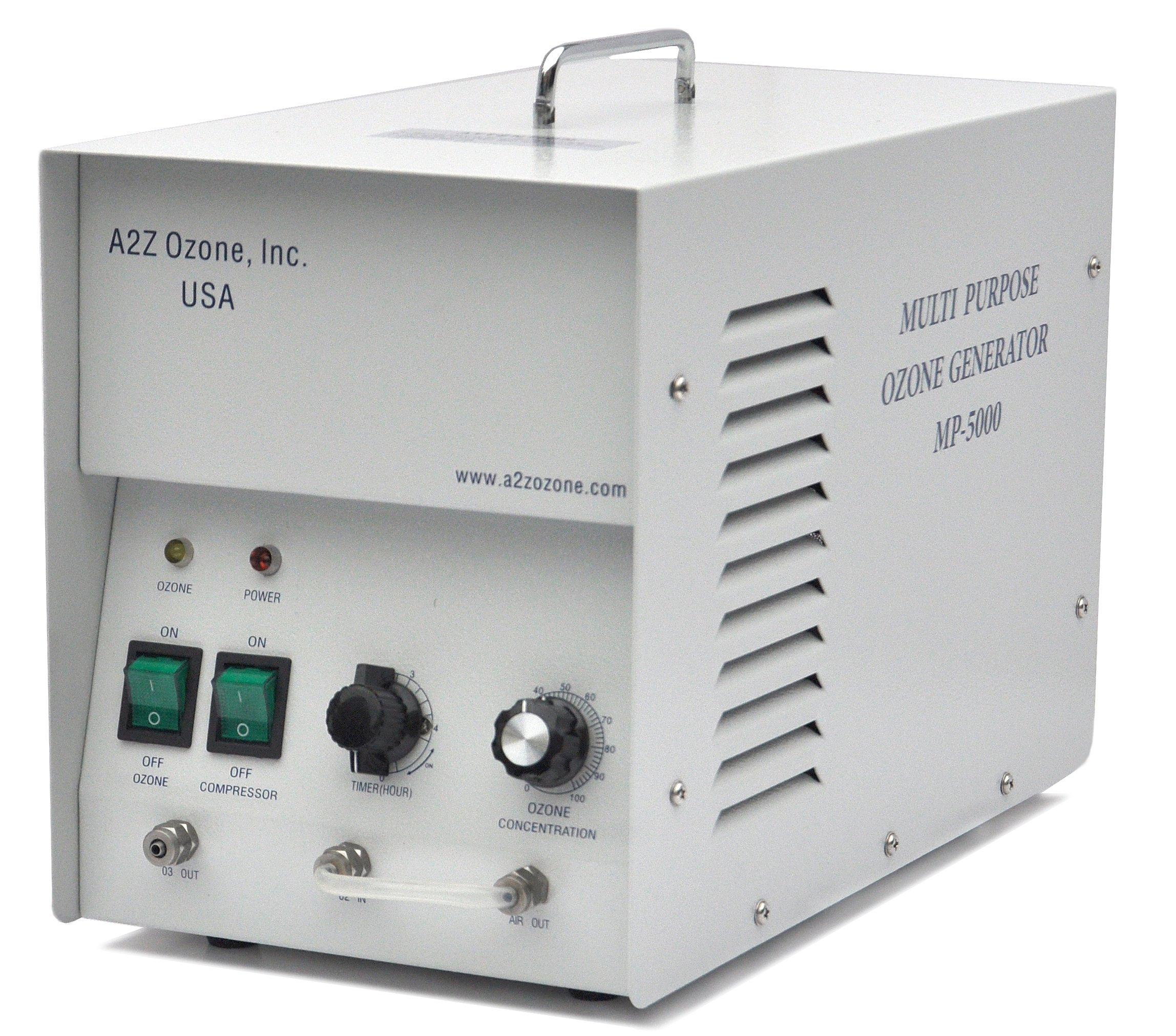 A2Z Ozone MP 5000 Multi-Purpose Ozone Generator