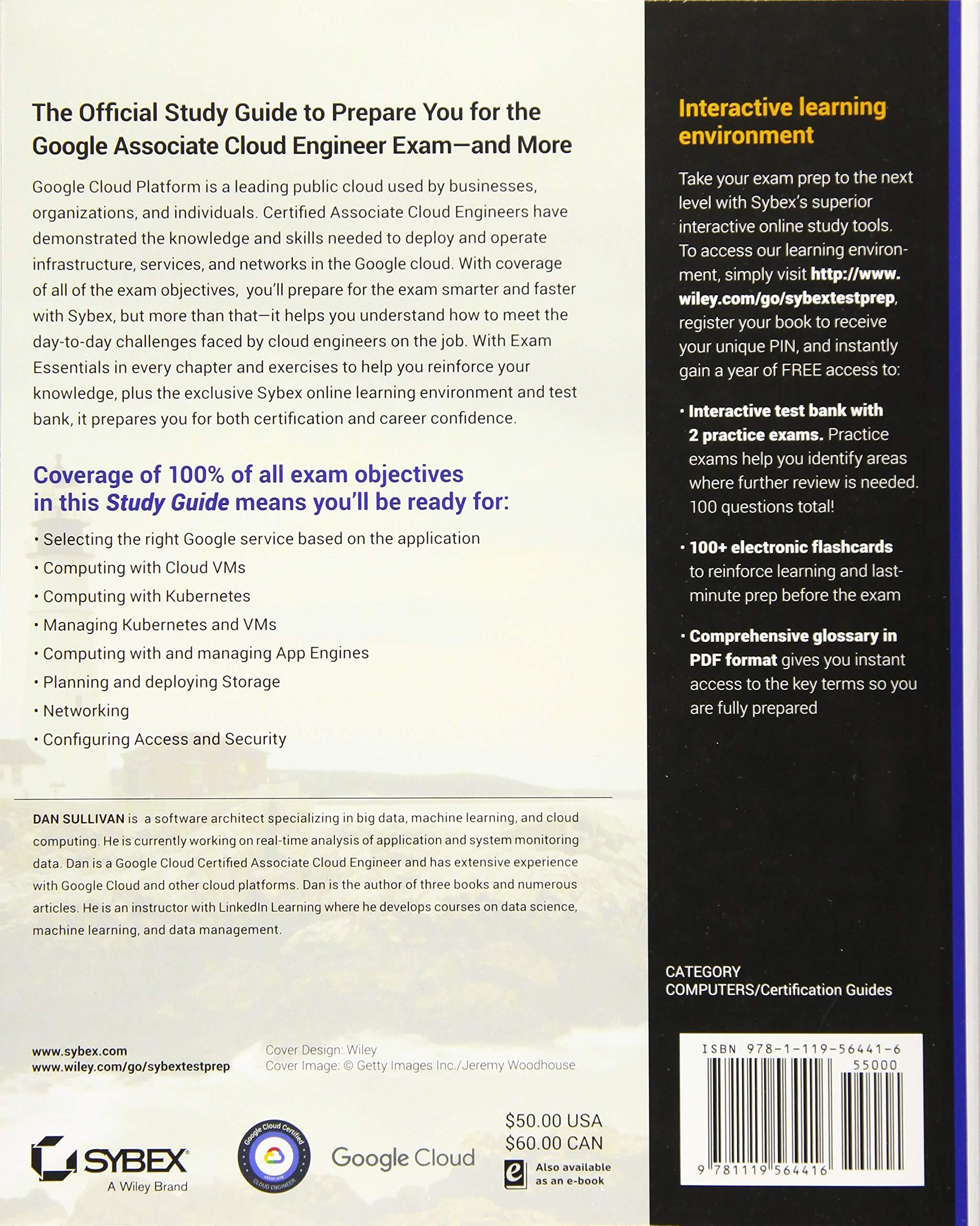 Buy Official Google Cloud Certified Associate Cloud Engineer
