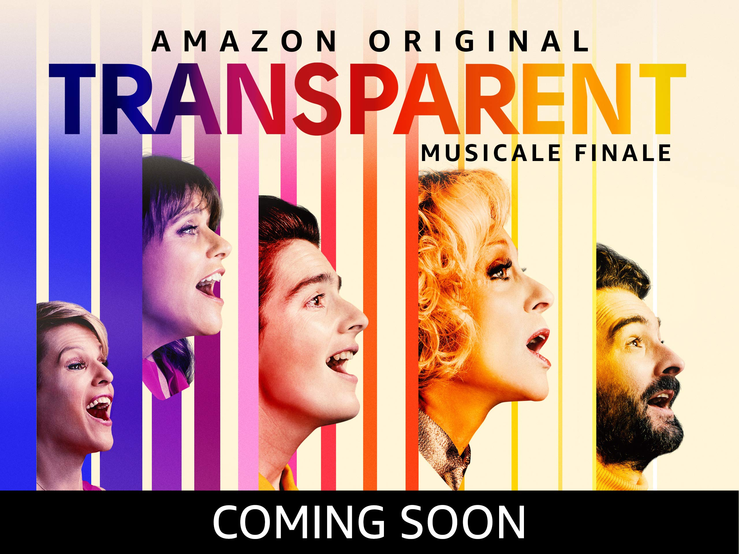 Transparent Musical Finale is coming soon to Prime