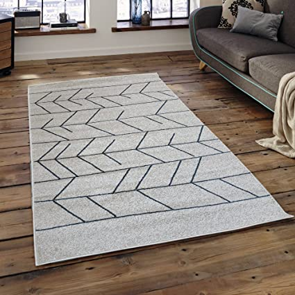 Area Rugs Pyramid Home Decor Ivory Blue Design For Bed Room And Living
