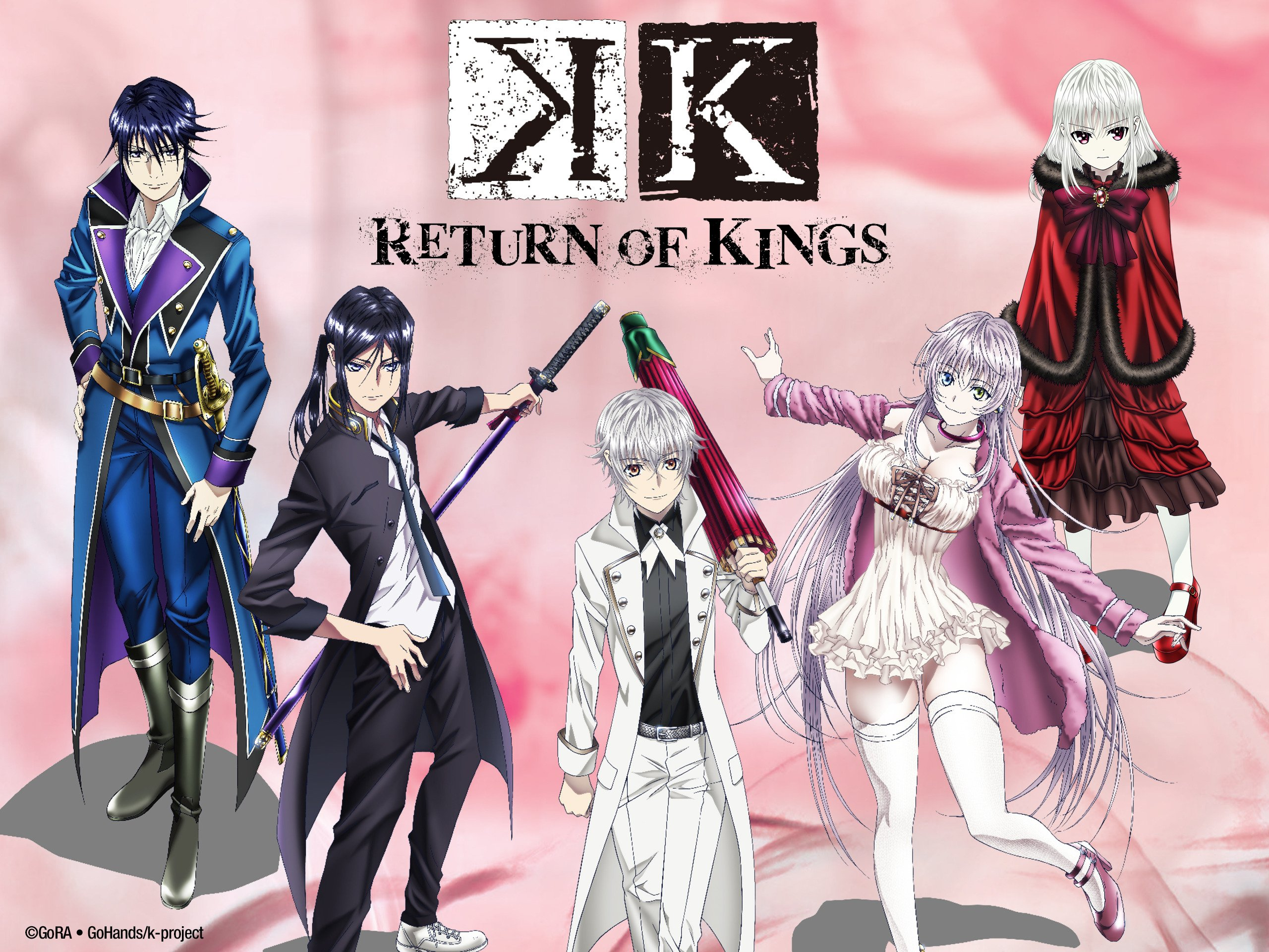 Amazon Com Watch K Return Of Kings Prime Video
