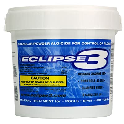 Eclipse3 Algae Control System 8.8 lb. : Swimming Pool Algaecides : Garden & Outdoor