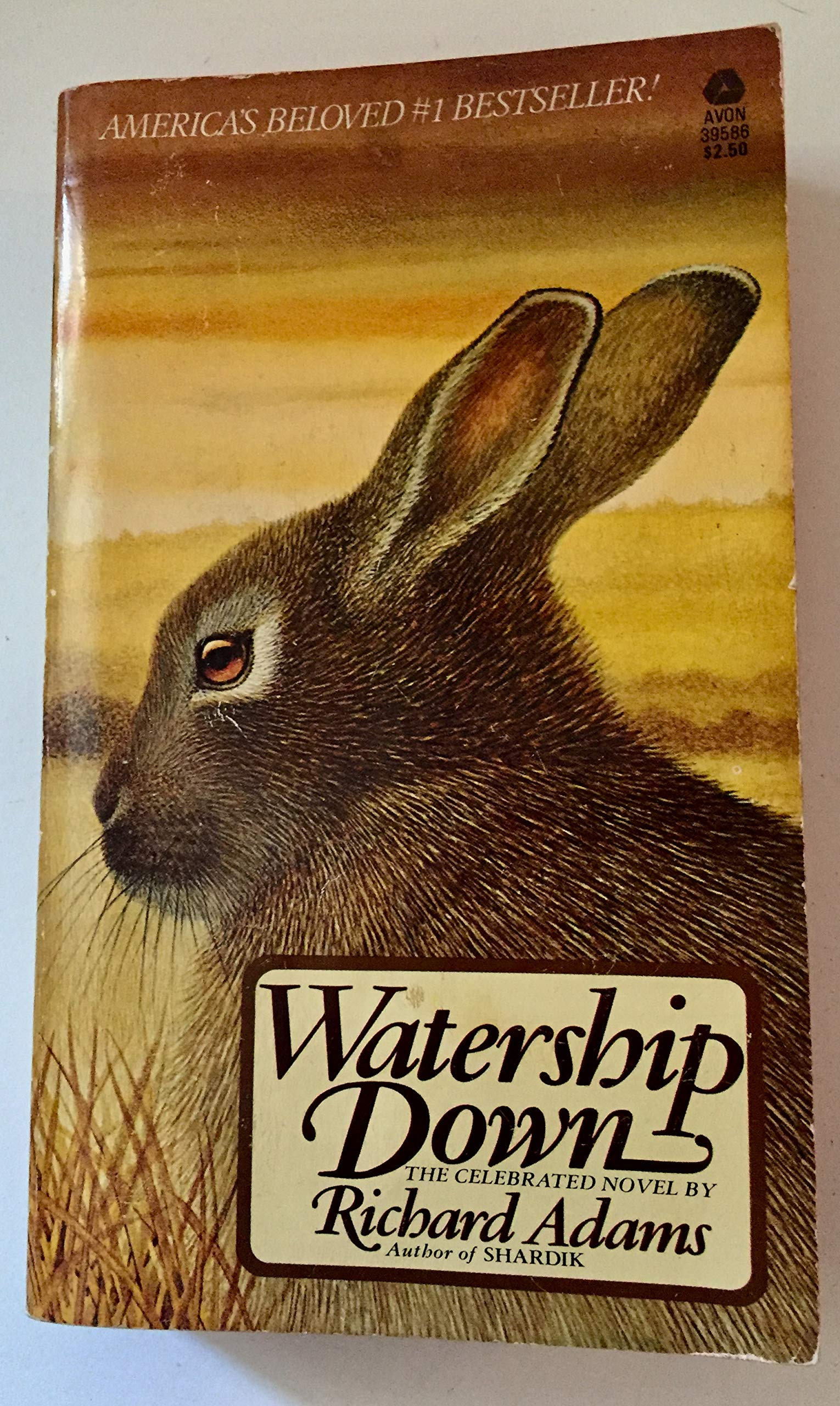 when was watership down written