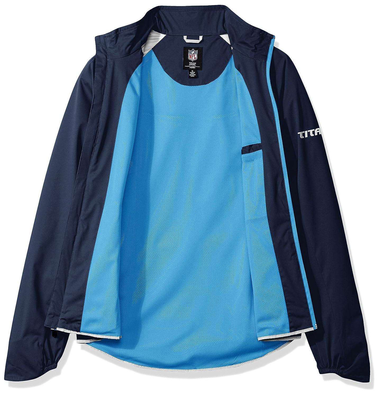 GIII For Her Adult Women Batter Light Weight Full Zip Jacket Navy Large