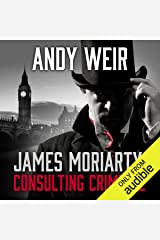 James Moriarty, Consulting Criminal Audible Audiobook