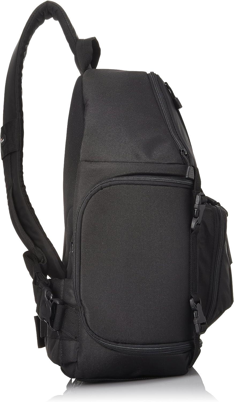 Lowepro SlingShot 102 AW SLR-Kamerarucksack f/ür SLR bis Nikon D90 oder Canon D5 mit Standardobjektiv schwarz