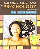Loose-Leaf Version for Psychology in Modules 12e & Launchpad for Psychology in Modules (Twelve-Month Access)