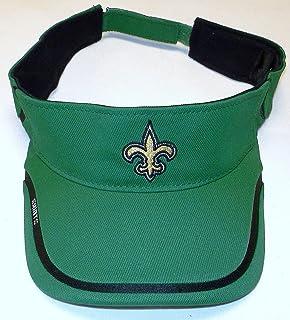 NFL New Orleans Saints St. Patrick s Day Edition Reebok Visor - Osfa - WZ296 cde25af8d