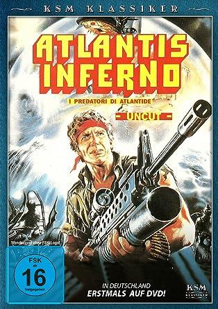 Atlantis Inferno - I Predatori di Atlantide KSM Klassiker ...