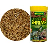 River Shrimp - Dried food for Aquatic Turtles Terrapins, Reptiles and Amphibians - 250ml