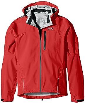 Gore Running Wear X-Running 2.0 Gore-Tex Active - Chaqueta para Hombre, Color Rojo, Talla M: Amazon.es: Deportes y aire libre