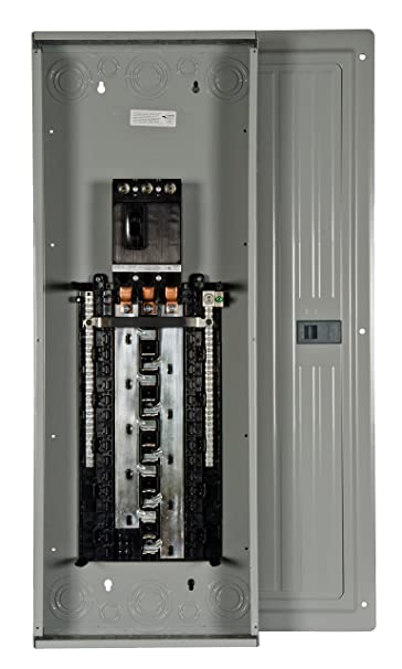 siemens s3054b3200 200 amp indoor main breaker 30 space 54 circuit rh amazon com