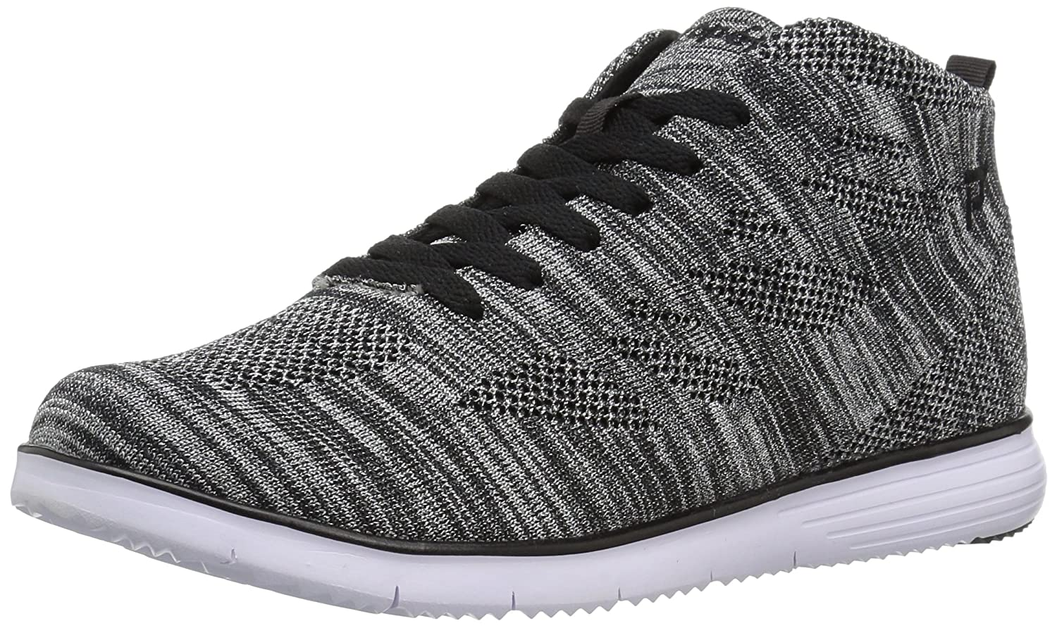 Propet Women's TravelFit Hi Walking Shoe B01NBF5637 11 W US|Silver Metallic