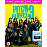 Pitch Perfect 3 (Blu-Ray + Bonus Disc + Digital Download) [2017]