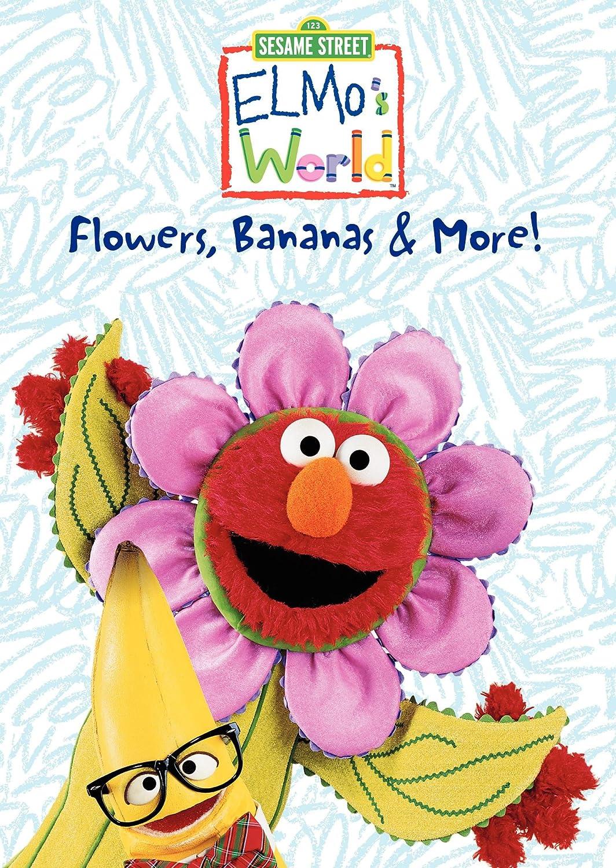 ELMO'S WORLD: FLOWERS, BANANAS & MORE!