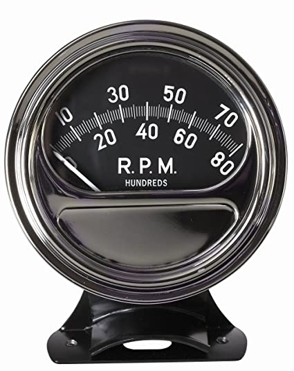 Amazon Bosch Sp0f000063 338 Retro Line Tachometer Automotive. Bosch Sp0f000063 338quot Retro Line Tachometer. Wiring. Vintage Marine Tachometer Wiring At Scoala.co
