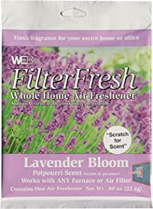 WEBFilterFresh Whole Home Lavender Bloom Air Freshener