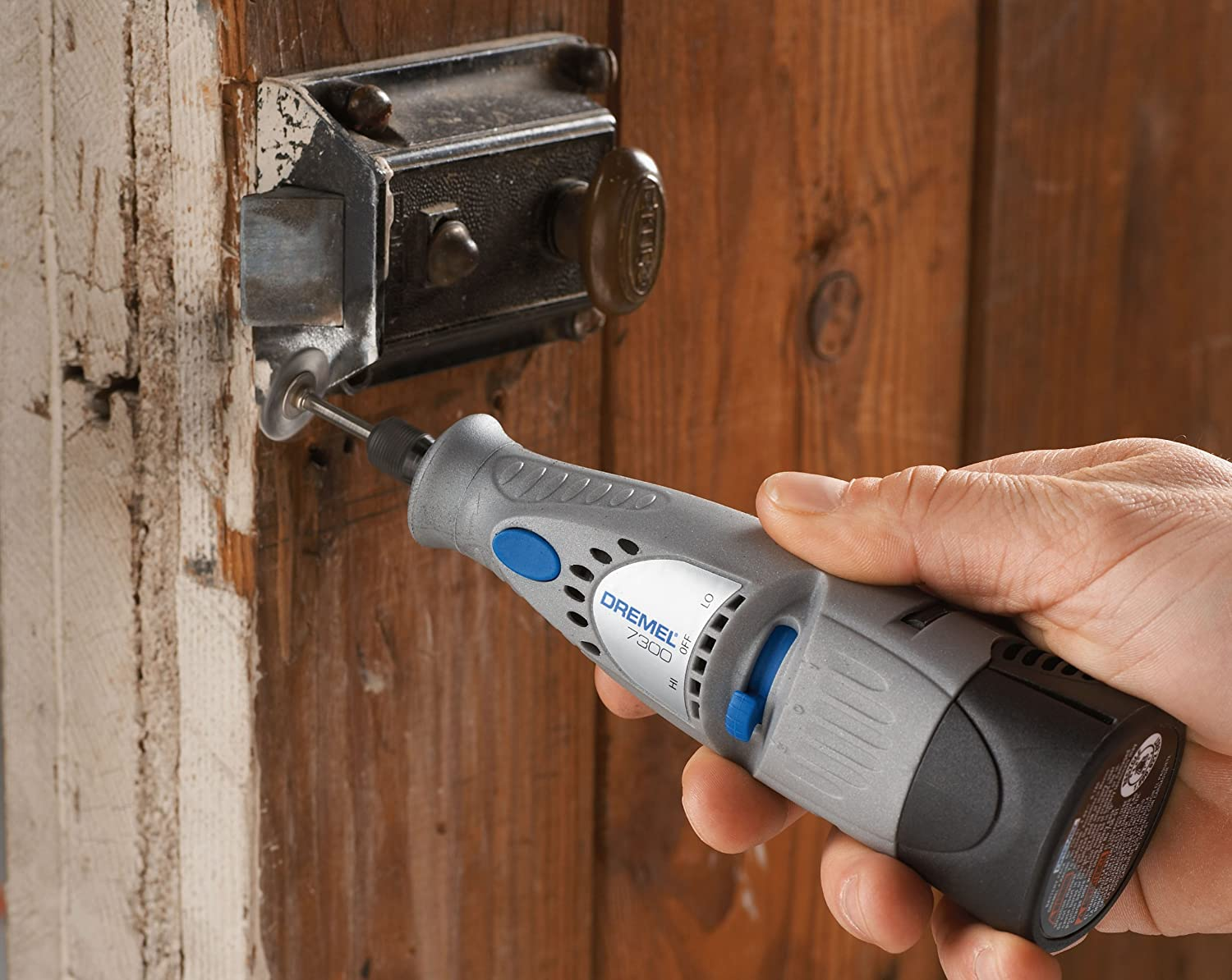 Dremel 7300-N/8 MiniMite 4.8-Volt Cordless Two-Speed Rotary Tool Review