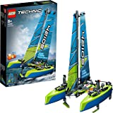LEGO Technic 42105 Catamaran Building Kit (404 Pieces)