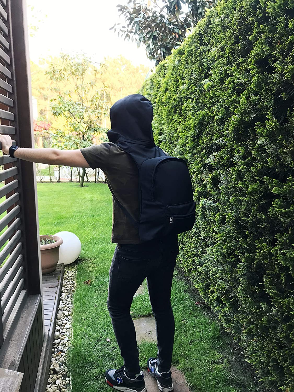 Self-Healing Waterproof Hooded Backpack Travel,Daypack