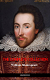 William Shakespeare: The Complete Collection [contains links to free audiobooks] (Hamlet + The Merchant of Venice + A Midsummer Night's Dream + Romeo and ... Lear + Macbeth + Othello and many more!)