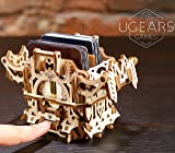 UGEARS Deck Box to Carry or Store Deck and Keep
