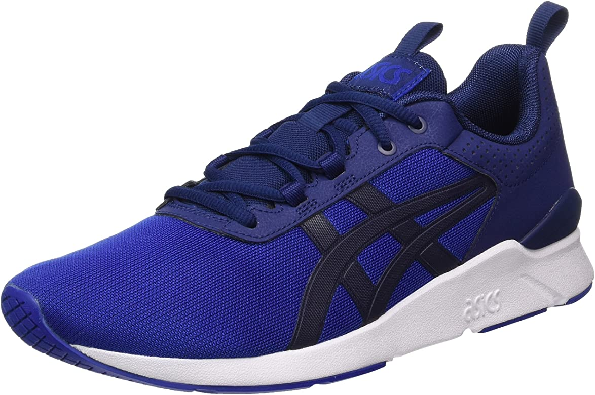Asics Gel-Lyte Runner, Zapatillas Unisex Adulto, Azul (Indigo Blue ...