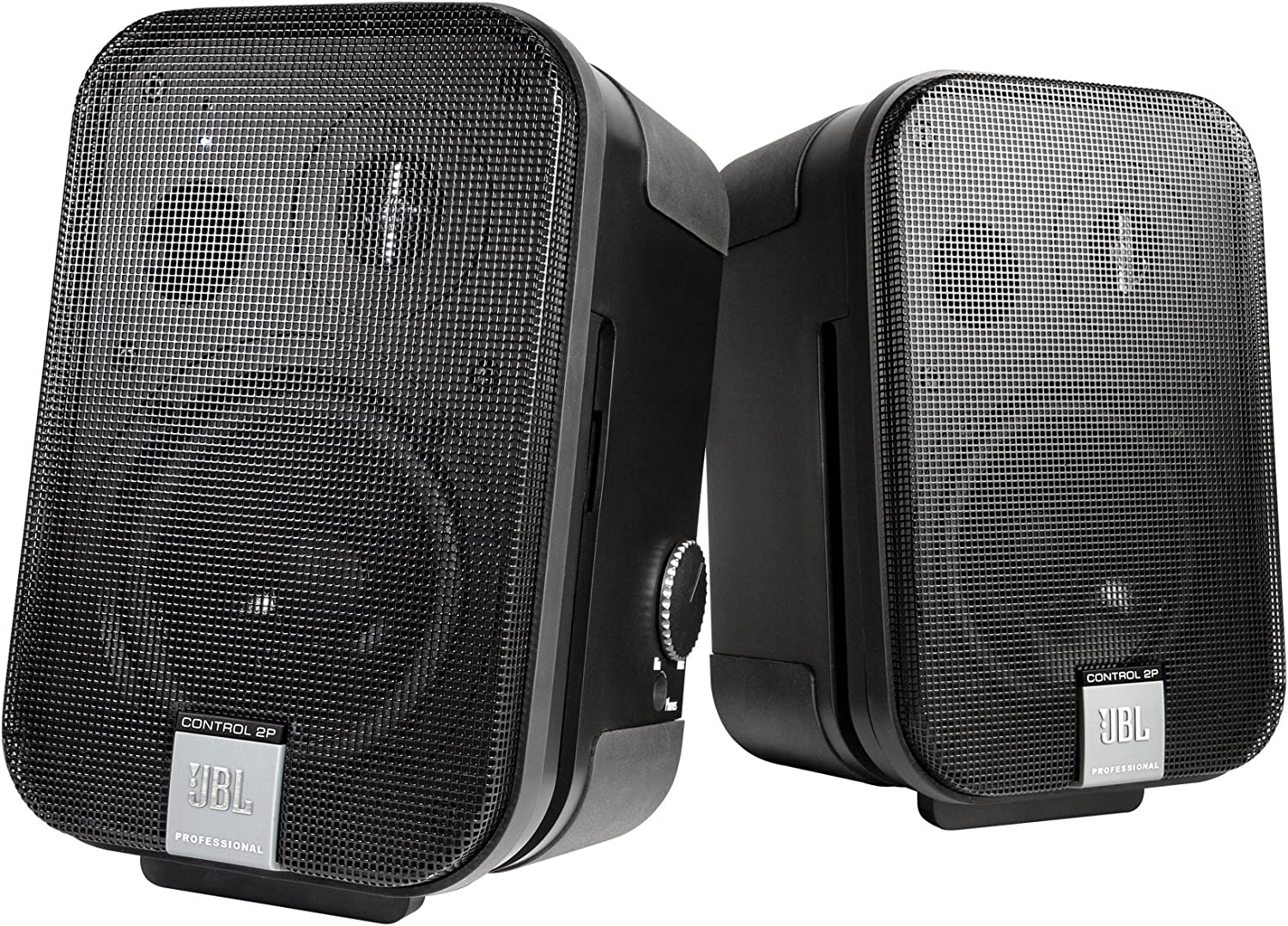 JBL Professional C2PS Control 2P Compact Powered Monitor, Master and Extension Speakers