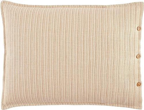 Tommy Bahama San Jacinto Throw Pillow, 16×20, Brown