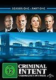 Criminal Intent - Verbrechen im Visier, Season 1.1 [3 DVDs]