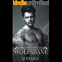 Wolfsbane: An Infinite Arcana Novella (Werewolves of Boston Book 1) book cover