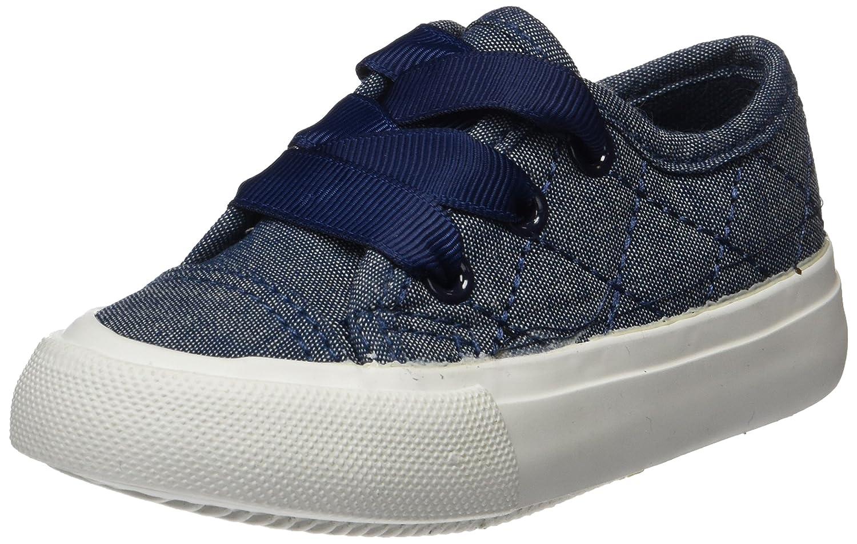 Zippy Zbgs06_410_3, Zapatillas para Bebés Zapatillas Bebé-Niñas Azul (Dress Blue) 24 EU