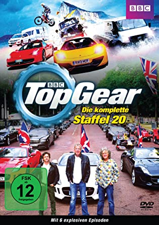 Top Gear - Season 20 [2 DVDs]: Amazon.es: Jeremy Clarkson, Richard Hammond, James May, diverse, Jeremy Clarkson, Richard Hammond: Cine y Series TV