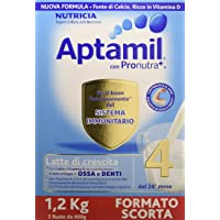 Aptamil 4 Latte Crescita in polvere - 3 confezioni d 1200 gr