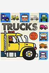 Lift-the-Flap Tab: Trucks (Lift-the-Flap Tab Books) Board book