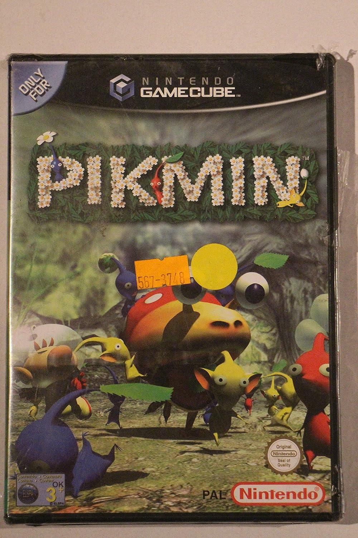 Pikmin Gamecube Pal Amazon Co Uk Pc Video Games