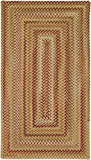 product image for Capel Manchester Gold Hues Multi Rug Rug Size: Concentric Square 9'6""