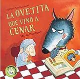 La ovejita que vino a cenar (libro de cartón) (Cuentos infantiles)