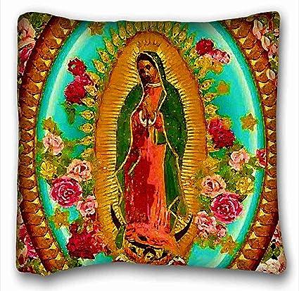 Amazon.com: TAROLO decorativos Nuestra Señora de Guadalupe ...